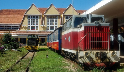 Dat Lat is opening 6 new rail routes for tourism development